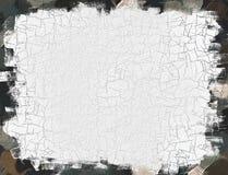提取被绘的纸张 免版税库存图片