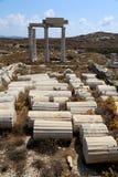 提洛岛- 04 库存图片