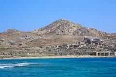 提洛岛- 06 图库摄影