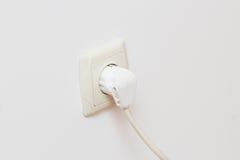 插座电插口 库存图片