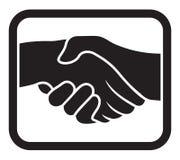 握手 免版税图库摄影