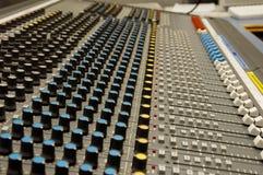 搅拌机音乐声音 库存照片