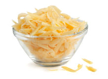 搓碎干酪 免版税库存图片