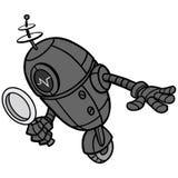 搜索引擎马胃蝇蛆例证 向量例证