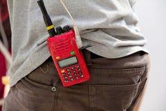 携带无线电话 库存照片