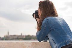 摄影乐趣 免版税库存图片