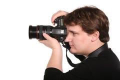 摄影师 图库摄影
