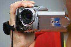 摄影机 免版税库存照片