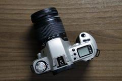 摄影模式SLR的照相机 库存图片