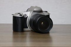 摄影模式SLR的照相机 免版税图库摄影