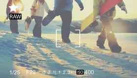 摄影照相机照片画象拍摄的概念 免版税图库摄影
