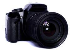 摄影的照相机 免版税库存图片
