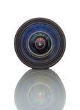 摄象机镜头缩放 免版税库存图片