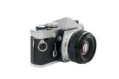 摄象机镜头老反射选拔 图库摄影