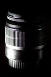 摄象机镜头slr远距照相缩放 免版税图库摄影