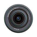 摄象机镜头向量 库存图片