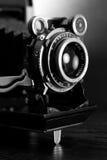 摄象机镜头特写镜头 免版税库存照片
