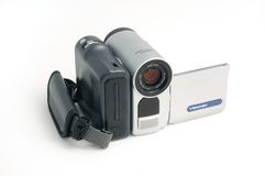 摄象机cv 免版税库存照片