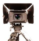 摄象机hd 免版税库存照片