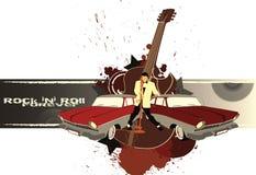 摇滚乐 免版税库存图片