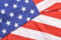 摘要庆祝美国假日 免版税库存照片