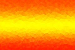 摘要橙黄色与明确作用,使用作为元素的背景 免版税库存图片