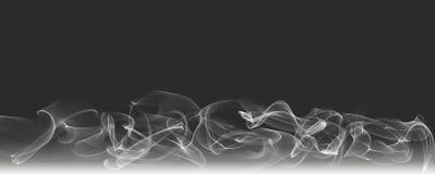 摘要波浪发烟性背景 库存图片
