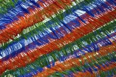 摘要色的丝带样式 免版税图库摄影