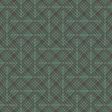 摘要被剥离的几何灰色和绿色背景 向量例证