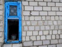 摘要被忘记的老房子背景 大厦墙纸背景 库存照片