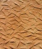摘要被绘的灰泥墙壁 免版税图库摄影