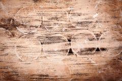 摘要设计了腐烂的发霉的木纹理 库存图片