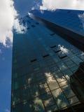 摩天大楼伽利略在法兰克福 库存图片