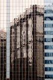 摩天大楼反射 库存图片
