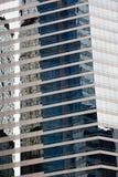 摩天大楼反射 库存照片