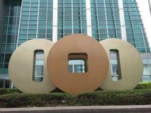 101摩天大楼台北 免版税图库摄影