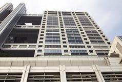 摩天大楼向上视图 图库摄影