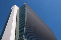 摩天大楼在东京,日本的新宿地区 库存照片