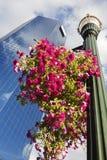 摩天大楼在列克星敦 库存图片