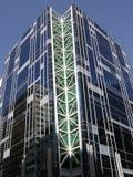 摩天大楼在卡尔加里 库存图片