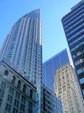 摩天大楼在多伦多,加拿大 免版税库存图片