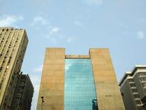 摩天大楼在德里 免版税库存照片