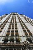 摩天大楼在纽约 免版税库存图片