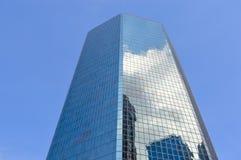 摩天大楼在街市多伦多 图库摄影