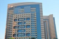 摩天大楼在迪拜 免版税库存照片