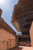 摩天大楼在巴塞罗那 免版税库存图片
