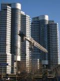 摩天大楼多伦多 免版税图库摄影