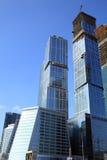 摩天大楼开发 库存图片