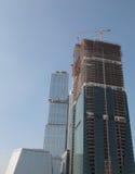 摩天大楼开发 图库摄影