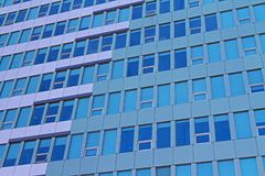 摩天大楼窗口 库存照片